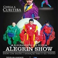 Conheça o trabalho do nosso novo parceiro!  Alegrin Show @alegrinshow  www.facebook.com/alegrinSh