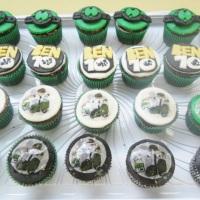cupcakes Ben 10