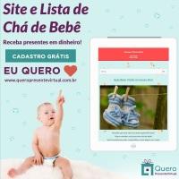 Chá de Bebê - Quero Presente Virtual