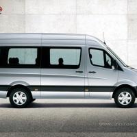 Mercedes-Benz Sprinter - Foto Ilustrativa