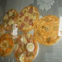 PIZZAS BROTINHOS