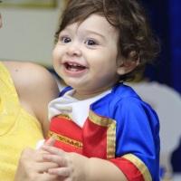 Aniversário Infantil - Sorriso que regenera