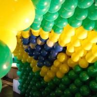 Túnel de balões