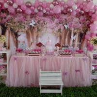 Floresta rosa