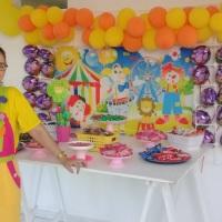 DIVERSÃO E ALEGRIA O TEMPO TODO.  Animação e Recreação Infantil Festa .ANIMAÇÃO MACIEIRA VAI INTE
