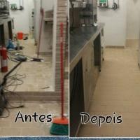 Nossa limpeza pos obra um serviços que nao se pode comparar com uma limpeza comum.
