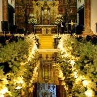 Iluminação Cênica | Caminho da noiva
