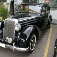 MERCEDES BENZ 1951 - 4 PORTAS