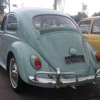 FUSCA 1963 - 2 PORTAS TODO ORIGINAL!