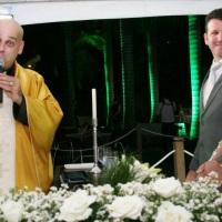 Casamento de GUSTAVO e ROBERTA celebrado pelo Rev. Markos Leal em 17 de janeiro de 2015 em João Pess