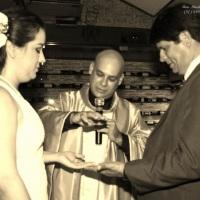 Casamento de JOÃO BOSCO e KATIÚSCIA celebrado pelo Rev. Markos Leal em 25 de janeiro de 2015