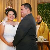 Casamento de THYAGO e ARNELBA celebrado pelo Rev. Markos Leal em 28 de dezembro de 2014 na D Hartes