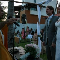 Casamento de VLADEMIR e MÔNICA celebrado pelo Rev. Markos Leal em 13 de dezembro de 2014 em João Pes
