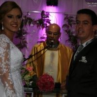 Casamento de Jomar e Barbara celebrado pelo Rev. Markos Leal em 13 de dezembro de 2014