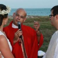 Casamento de Bernardo e Anna Carolina  no dia 29 de novembro de 2014 na Praia da Areia Dourada