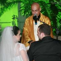 Casamento de Rafael e Maristela celebrado pelo Rev. Markos Leal em 15 de novembro de 2014