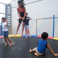 A preferida das crianças! Vamos pular, vamos pular!!!!!