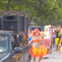 carnaval no recreio