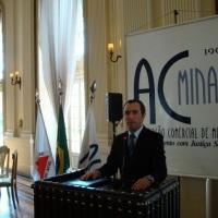 AC MINAS - Reunião com o Presidente da Camara dos Deputados Michel Temer
