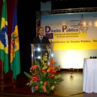 GRAMADO 2009 - FORUM BRASILEIRO DE DIREITO ADMINISTRATIVO