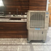 Locação / Aluguel de Climatizadores Evaporativos para Eventos.
