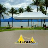 Tenda 6x3 em evento particular num Resort.Acesse nosso site para mais fotos.