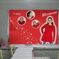 Banner para Festa Infantil