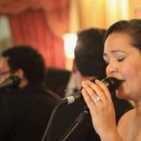 RMS - Cerimônia de casamento com formação de voz, tenor, corneta, violino, baixo acústico e teclado.