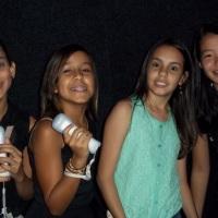 Meninas adoram dançar