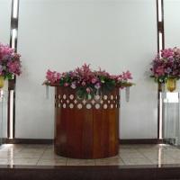 pulpito de igreja