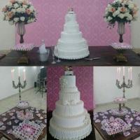 Mesa de Casamento (Decoração)