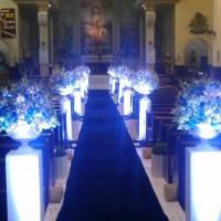 pontos de luz para igreja