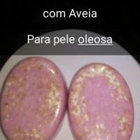 Sabonete esfoliante desenvolvido para o Dia dos Namorados(2018)