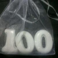 Aniversário de 100 Anos de uma cliente https://www.elo7.com.br/afroditesa/loja