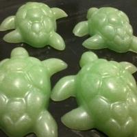 Tartarugas encomendadas para a festa cujo tema foi Moana, um filme da Diney! Agradeço pelo reconheci