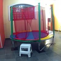 Cama elástica - 2,40 m