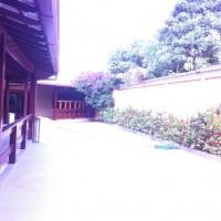 Entrada principal do Salão de Festas REALIZE