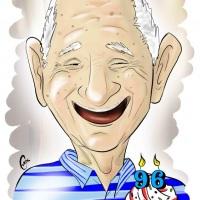 Salvador Caricaturas por encomenda.