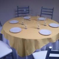 mesa para 6 lugares