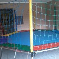 cama elástica vários tamanhos (2,50 ,2,80 ,3,20 ,3,70) para crianças e adultos