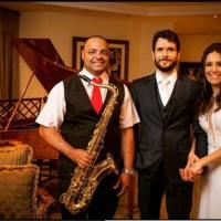 Sax é um dos instrumentos que mais se aproxima da voz humana, sax ambiente, musica agradável...emoçã