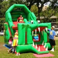 Tobogã Crocodilo para quem gosta de uma aventura radical