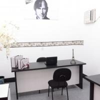 Na sala de tecnologia você terá acesso à tudo que deseja em termos de websites, aplicativos, sistema