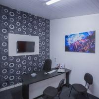 Na sala Tomorrowland você tem acesso à todos nossos recursos para realização de seu evento. Temos pa