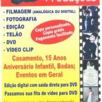 Filmagem e Fotografia