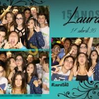 Moldura- Selfie Fun