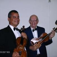Violinos mágicos
