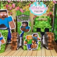 Personalizados MiniCraft