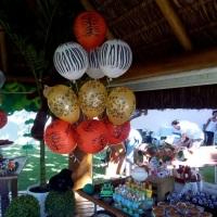 Buquê de Balões c/ tema Selva