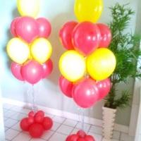 Buquês c/ 10 Balões